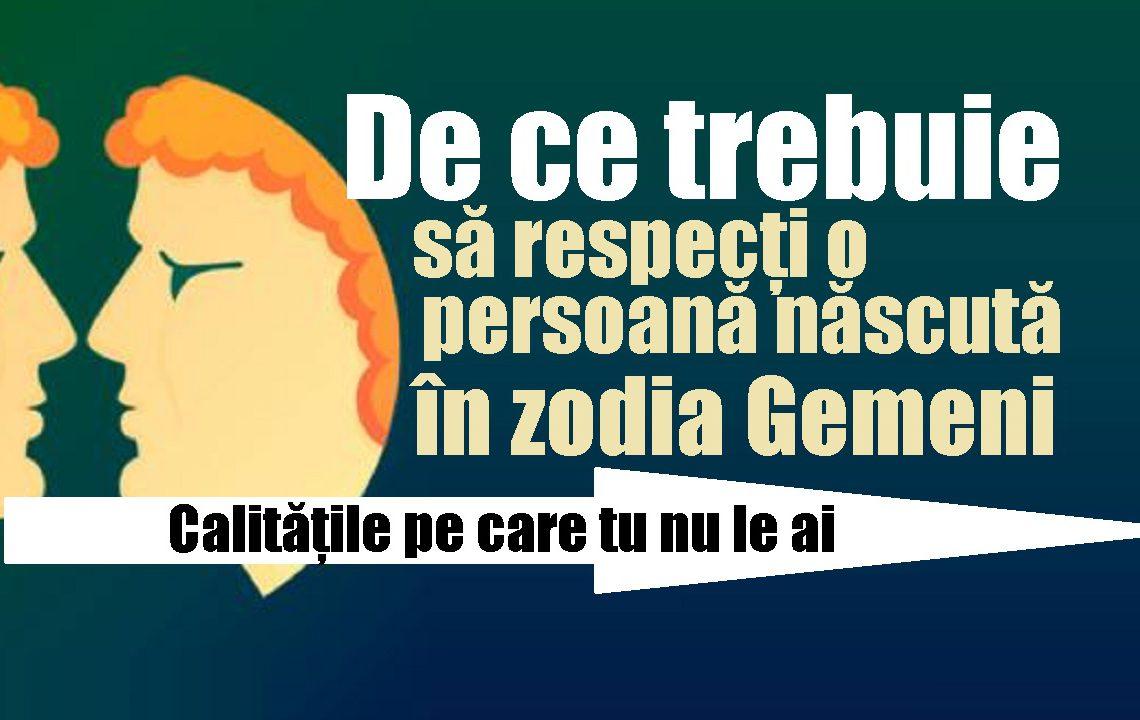 De ce nativul din zodia Gemeni merită respect, iubire și înțelegere