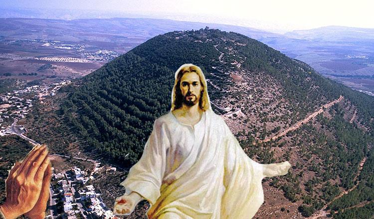 Rugăciune către Domnul pe Muntele Golgota. Limpezește mintea și te ajută să iei deciziile corecte!