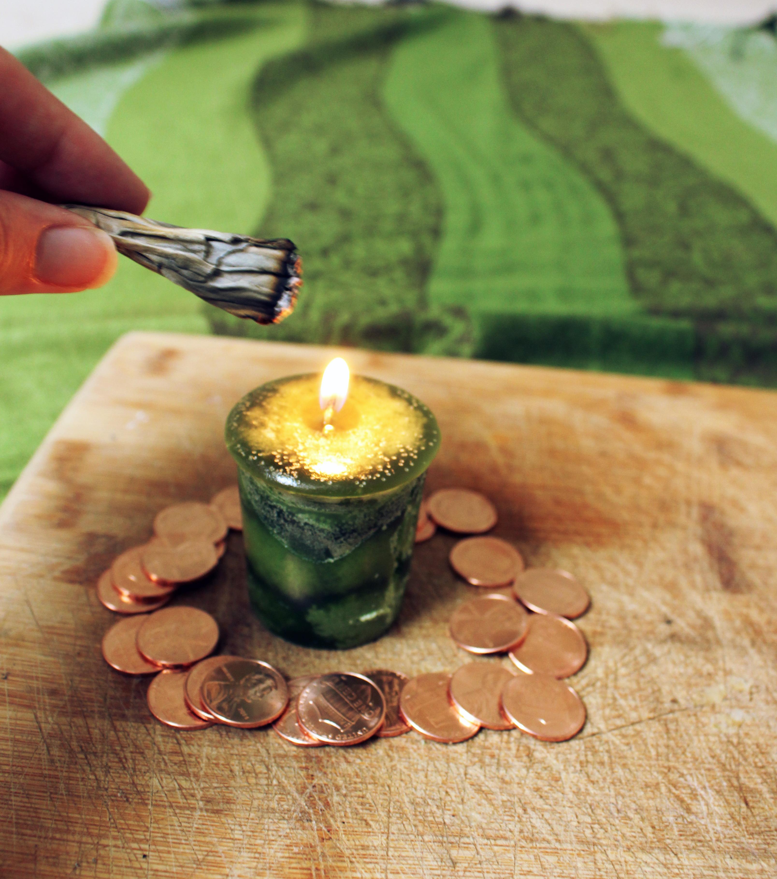 Ritual incaș pentru a vă rezolva problemele financiare!
