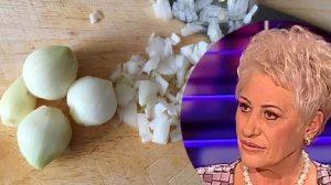 """Lidia Fecioru are cel mai puternic remediu pentru problemele ficatului: """"Un kilogram de ceapă se amestecă…""""Florin"""