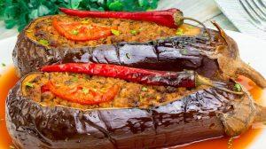 Vinete umplute în stil turcesc – o rețetă foarte gustoasă cu un gust deosebit!