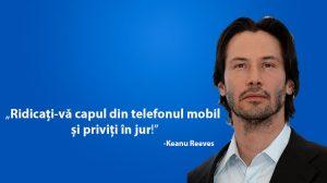 Cele mai frumoase citate de viață de la Keanu Reeves