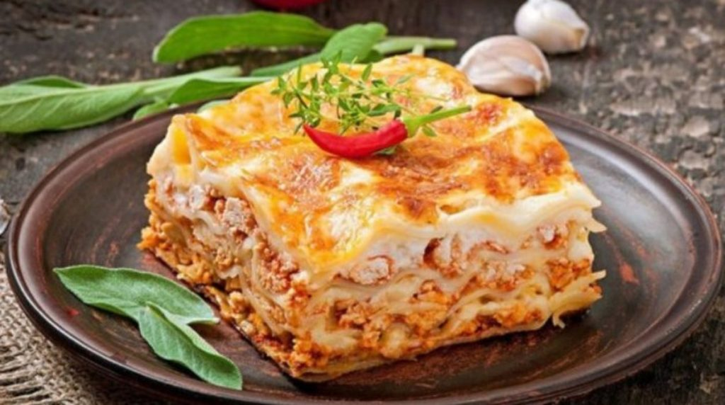 O reteta de casa, foarte asemanatoare cu lasagna originala italiana – Cum o faci ca sa-ti iasa cat mai gustoasa