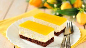 Tort cu fanta- Învaţă să prepari un tort cu cremă răcoritoare de Fanta