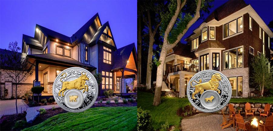 Un horoscop neobisnuit, dar interesant: Casa perfecta pentru fiecare zodie