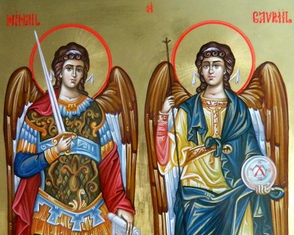 Rugăciunea puternică de Sfinții Arhangheli Mihail și Gavriil. Se spune astăzi și te scapă de tot ce e rău