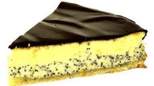 """Tartă delicioasă cu brânză de vaci """"Duet"""".  savurați două gusturi complet diferite în același desert! Un deliciu demn de toate laudele!"""