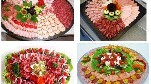 Idei uimitoare, originale și frumoase pentru servirea produselor din carne