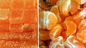 Jeleuri din mandarine – un desert aromat și savuros și cel mai important este că e foarte sănătos!