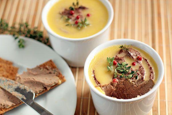 Parfait din ficat de pui – cel mai bun mod în care puteți pregăti unul din cele mai ieftine produse!