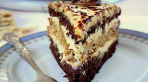 """Tort delicios """"Halva"""" – un desert original și deosebit de savuros!"""