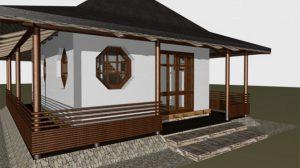 Casa care costa 1.000 euro exista si se face chiar in Romania
