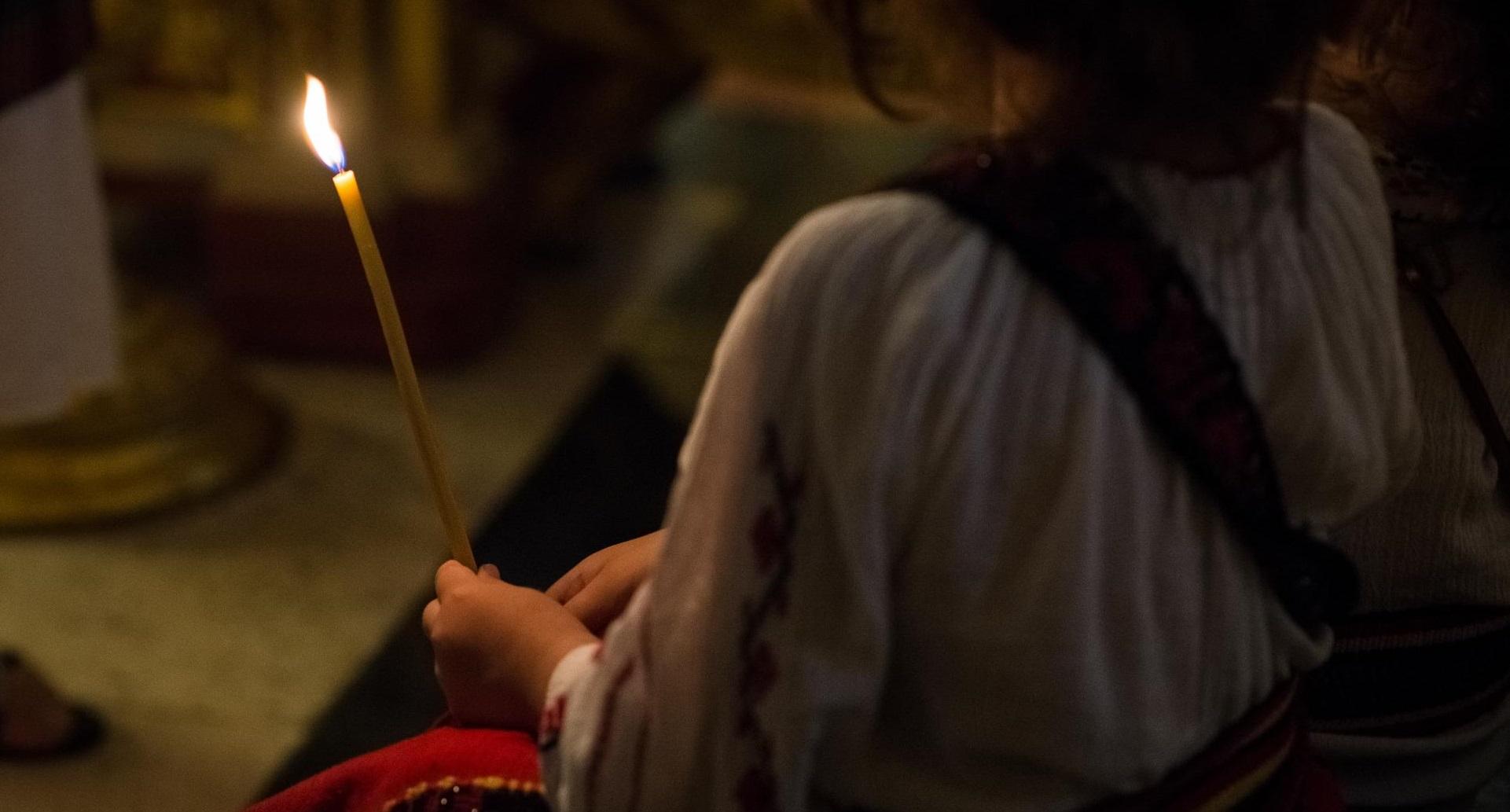 Rugăciune pentru ajutor imediat… Se citește oricând, având alături o lumânare aprinsă