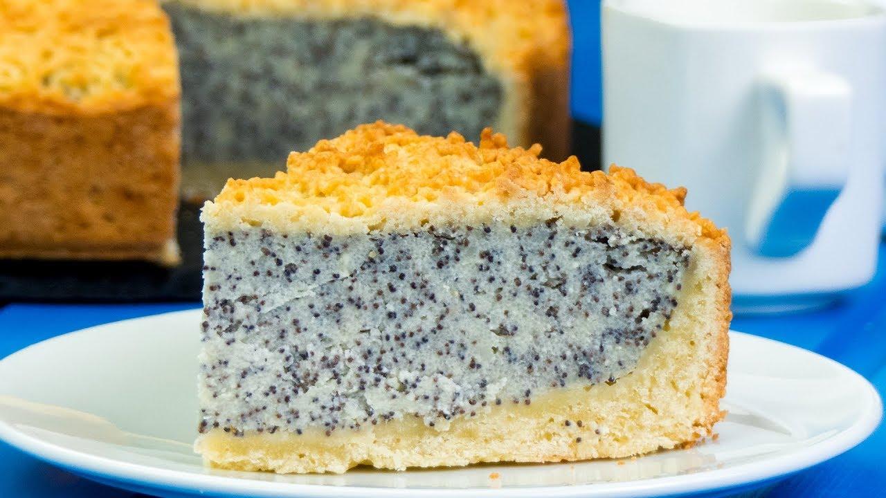 Desert savuros – chec german cu brânză și mac. Merită încercat!