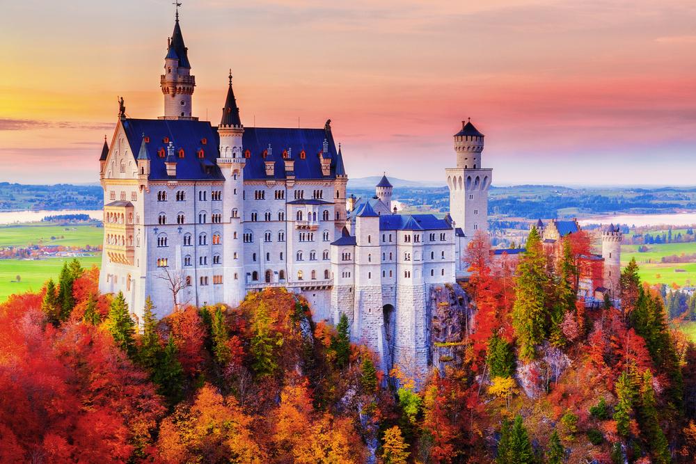 Cele mai frumoase castele din lume