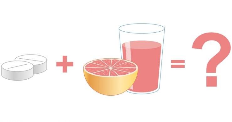 De ce nu trebuie să iei pastile cu suc sau cu gustări din citrice