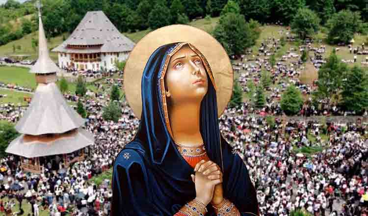 Citește în fiecare zi de vineri, Rugăciunea Maicii Domnului, pentru limpezirea minții!