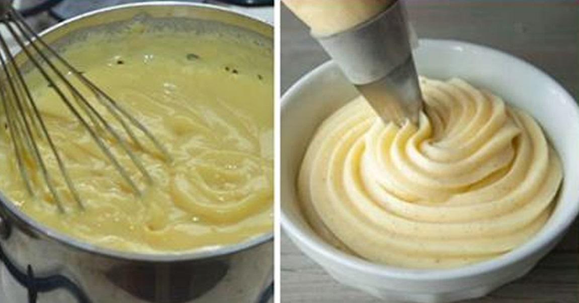 4 cele mai reușite creme pentru prăjituri – Creme Patisserie, Creme D'amande, Creme Anglaise, Crema Paris Brest!