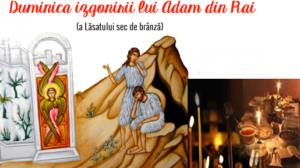 Citește Rugăciunea de Lăsata Secului de brânză pentru a ne curăți de păcate și de tot ce este rău