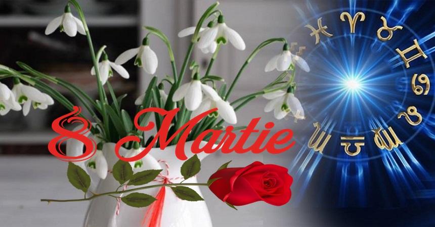 HOROSCOP 8 MARTIE! Ce v-au rezervat astrele de Ziua Femeii. Zodii protejate cu adevărat de astre în această primăvară