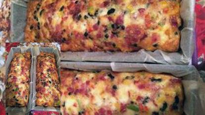 Pune pe masa de Paște acest chec cu ciuperci și costiță! Nu te mai saturi din mâncat