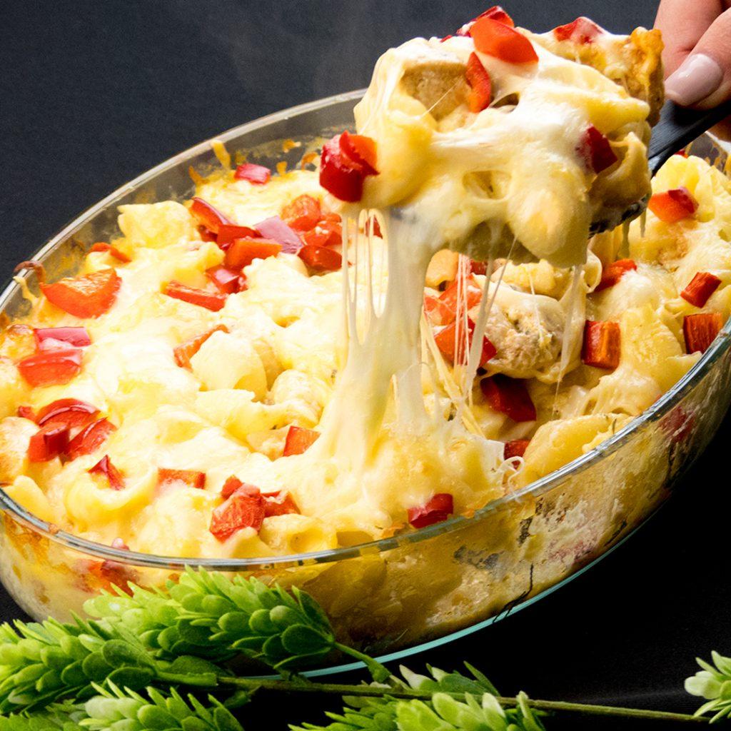 Cele mai bune paste cu piept de pui și mozzarella – nu vei mai dori să le faci altfel