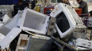 În Japonia, până la sfârșitul anului, vor fi distruse toate cuptoarele cu microunde din țară