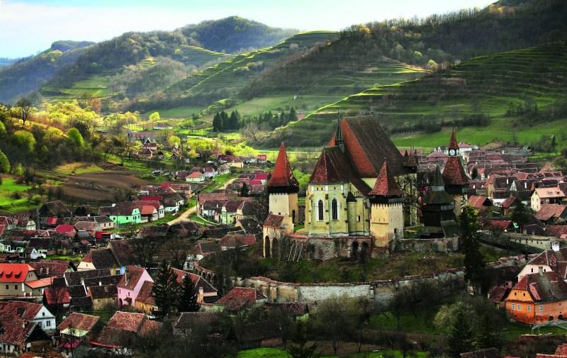 Transilvania, un tărâm de poveste: Imagini care ne arată ce țară frumoasă avem