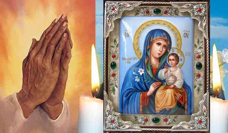Citește Rugăciunea de Sâmbătă, a Sfintei Fecioare, care alungă tristețea și bucură sufletul