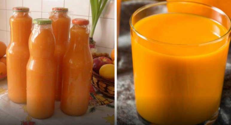 Bombă de vitamine pentru întreaga familie – bea 100 ml pe zi și îmbunătățește-ți starea de sanatate