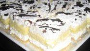 Rețetă fără coacere, o delicatesă – Prăjitură în 4 straturi