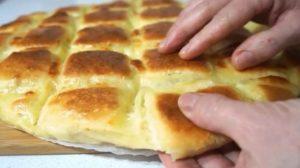 Cea mai gustoasă Focaccia cu mozzarella – Aluat deosebit, gust deosebit
