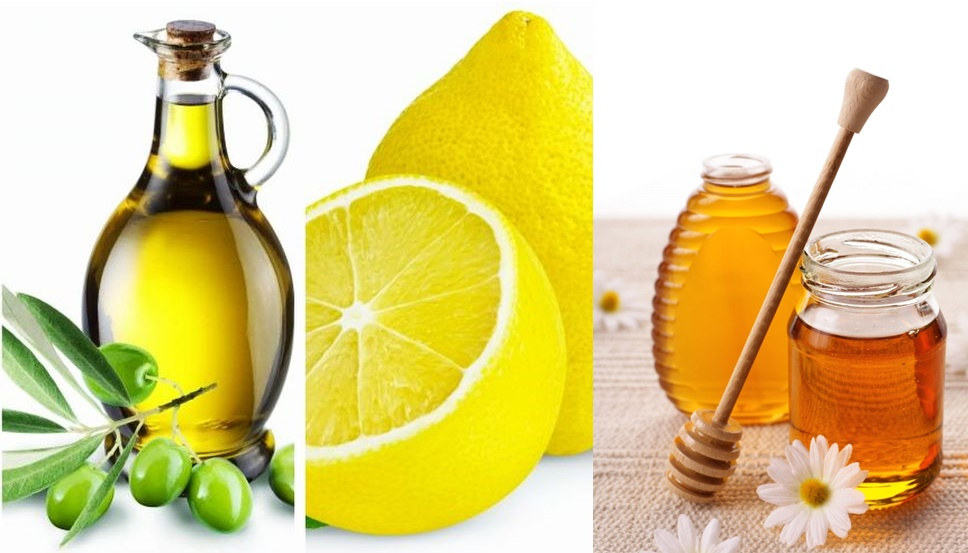 Miere, lămâie și ulei de măsline. Un amestec care curăță vasele de sânge, creste imunitatea, îmbunătățește tractul gastro-intestinal, întinerește pielea