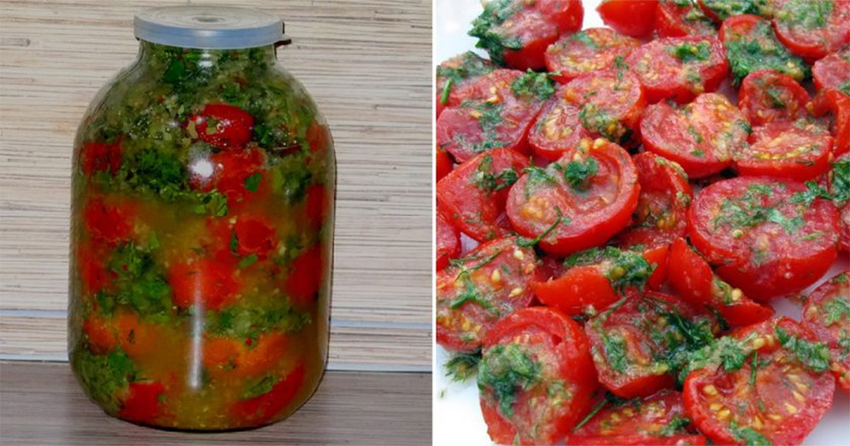 O rețetă expres de roșii coreene cu morcov și ardei – sunt gata a doua zi!