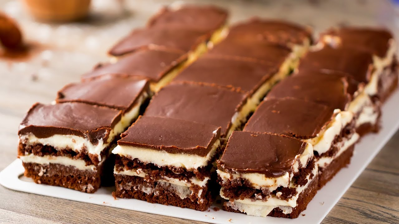 """Prăjitură """"Regală"""" – mai bună decât tortul și atât de fină că se topește în gură"""